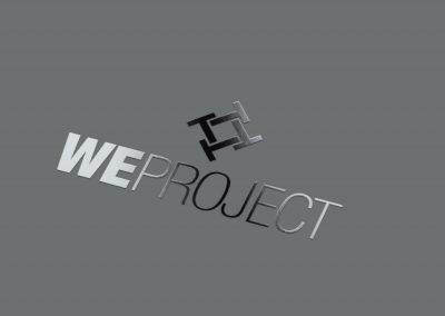 WeProject Logo
